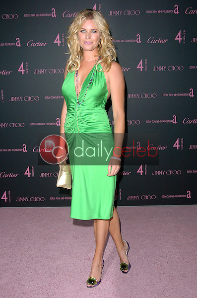 """Rebecca Romijn-Stamos<br /> at the """"Four Inches"""" A Benefit For The Elton John Aids Foundation, Mortons, Los Angeles, CA 06-21-05<br /> Chris Wolf/DailyCeleb.com 818-249-4998"""