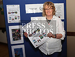 Marie McLoughlin at the Lifestyle Development Group Exhibition in St Peters Church of Ireland Parish Hall.<br /> <br /> Photo: Jenny Matthews