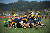 170819 Wellington Premier 3 College Rugby Final - Mana College v Upper Hutt College