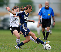 Kettle Moraine tops Middleton, 4-1, in a WIAA Division 1 girls soccer sectional championship game on Saturday, June 13, 2015 at Firefighters Park in Middleton, Wisconsin