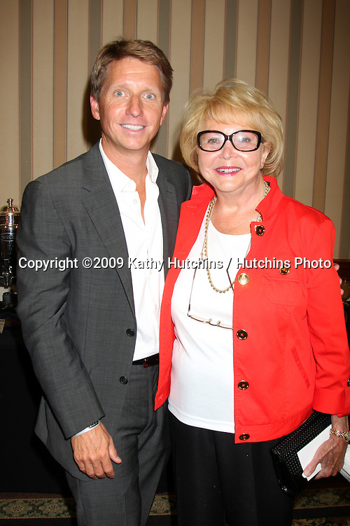 Bradley Bell, Lee Bell at the Bold & the Beautiful Fan Club Luncheon  at the Sheraton Universal Hotel in  Los Angeles, CA on August 29, 2009.©2009 Kathy Hutchins / Hutchins Photo.