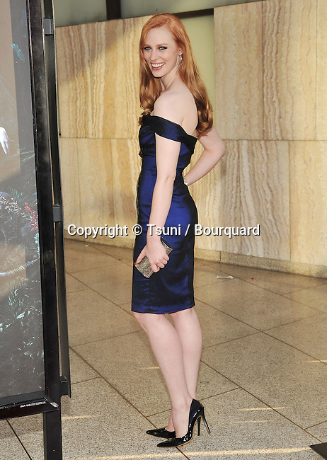 Deborah Ann Woll _22   -<br /> The Karate Kid Premiere at the Westwood Village Theatre In Los Angeles.