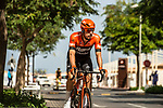 Boy van Poppel (NED) Roompot-Charles before Stage 6 of the 10th Tour of Oman 2019, running 135.5km from Al Mouj Muscat to Matrah Corniche, Oman. 21st February 2019.<br /> Picture: ASO/K&aring;re Dehlie Thorstad | Cyclefile<br /> All photos usage must carry mandatory copyright credit (&copy; Cyclefile | ASO/K&aring;re Dehlie Thorstad)