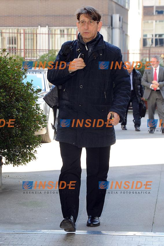 Luca Campedelli Chievo <br /> Milano 06/03/2015 - Assemblea ordinaria Lega Serie A Calcio foto Andrea Ninni/Image Sport/Insidefoto