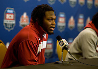 BCS Championship - Alabama Defensive Press Conference January 07 2012