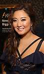 Ashley Park attends the 63rd Annual Drama Desk Awards Nominees Reception on May 9, 2018 at Friedmans in the Edison Hotel in New York City.