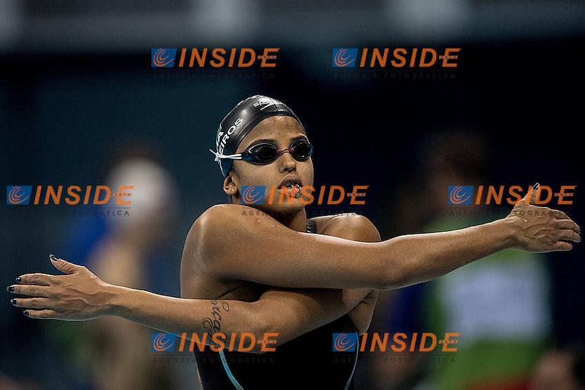 Medeiros Etiene BRA<br /> 100 backstroke women<br /> Rio de Janeiro 06-08-2016 XXXI Olympic Games <br /> Olympic Aquatics Stadium <br /> Swimming heats 07/08/2016<br /> Photo Andrea Staccioli/Deepbluemedia/Insidefoto