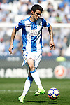 CD Leganes' Erik Moran during La Liga match. February 25,2017. (ALTERPHOTOS/Acero)