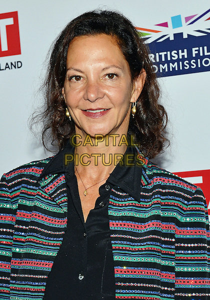 28 February 2014 - Los Angeles, California - Gabrielle Tana. GREAT British Film Reception to honor the British Oscar nominees, hosted by Consul General Chris O'Connor at the British Residence. <br /> CAP/ADM/CC<br /> &copy;CC/AdMedia/Capital Pictures