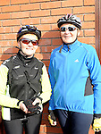 Angela Baird and kathleen Gorman who took part in the Ardee Cycle club 50Km cycle. Photo: Colin Bell/pressphotos.ie