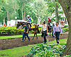 Inside Out before The Robert G. Dick Memorial Stakes (gr 3) at Delaware Park on 7/9/16