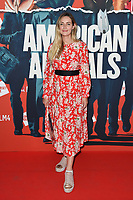 "Fran Newman Young<br /> arriving for the premiere of ""American Animals"" screening at Somerset House, London<br /> <br /> ©Ash Knotek  D3425  22/08/2018"
