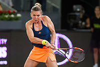 Simona Halep during the match of the Charity day previus at Madrid Open Tenis 2017in  Madrid, Spain. May 04, 2017. (ALTERPHOTOS/Rodrigo Jimenez) /NORTEPHOTO.COM