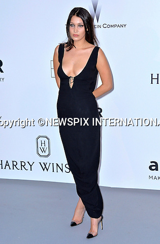 12.05.2015, Antibes; France: BELLA LIMA<br /> attends the Cinema Against AIDS amfAR gala 2015 held at the Hotel du Cap, Eden Roc in Cap d'Antibes.<br /> MANDATORY PHOTO CREDIT: &copy;Thibault Daliphard/NEWSPIX INTERNATIONAL<br /> <br /> (Failure to credit will incur a surcharge of 100% of reproduction fees)<br /> <br /> **ALL FEES PAYABLE TO: &quot;NEWSPIX  INTERNATIONAL&quot;**<br /> <br /> Newspix International, 31 Chinnery Hill, Bishop's Stortford, ENGLAND CM23 3PS<br /> Tel:+441279 324672<br /> Fax: +441279656877<br /> Mobile:  07775681153<br /> e-mail: info@newspixinternational.co.uk