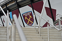 Olympic Stadium during West Ham United vs Burnley, Premier League Football at The London Stadium on 10th March 2018