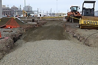 Work Progress January 2013 | New Haven Rail Yard New Independent Wheel True Facility