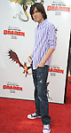 UNIVERSAL CITY, CA. - March 21: Remy Thorne arrives at the premiere of ''How To Train Your Dragon'' at Gibson Amphitheater on March 21, 2010 in Universal City, California.