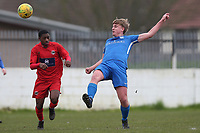 Ricky Tabard of Barking during Barking vs South Park, BetVictor League South Central Division Football at Mayesbrook Park on 7th March 2020