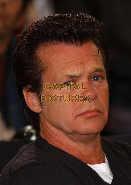 JOHN MELLENCAMP.during Farm Aid 2004 held at White River Amphitheatre, Seattle, WA, USA, September 18th 2004..portrait headshot .Ref: ADM.www.capitalpictures.com.sales@capitalpictures.com.©GS/AdMedia/Capital Pictures .