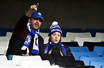 Chelsea fans before the start of the premier league match at Stamford Bridge Stadium, London. Picture date 30th December 2017. Picture credit should read: Robin Parker/Sportimage