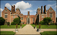 BNPS.co.uk (01202 558833)<br /> Pic: Sworders/BNPS<br /> <br /> Tudor pile - North Mymms Park<br /> <br /> The &pound;1million contents of a majestic 16th century English country house including its eye-catching tapestries, paintings and antique furniture have emerged for sale.<br /> <br /> The jewel in the crown in the everything must go sale at North Mymms Park is a collection of 19 large European tapestries which are each valued at &pound;20,000.<br /> <br /> The 12ft by 17ft tapestries were crafted in weaving workshops across northern Europe from the mid 16th to mid 18th century and have hung in the Grade I listed manor 'of exceptional interest' near Colney, Herts, for over 100 years. <br /> <br /> They were purchased by Anglo-American banker Walter Hayes Burns who acquired the estate in 1893 to accommodate his growing art collection and whose family owned it until 1979.