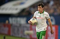 FUSSBALL   1. BUNDESLIGA   SAISON 2013/2014   12. SPIELTAG FC Schalke 04 - SV Werder Bremen                           09.11.2013 Zlatko Junuzovic (SV Werder Bremen)
