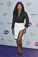 Serena Williams at WTA pre-Wimbledon Party at The Roof Gardens, Kensington on june 23rd 2016 in London, England.<br /> CAP/PL<br /> &copy;Phil Loftus/Capital Pictures /MediaPunch ***NORTH AND SOUTH AMERICAS ONLY***