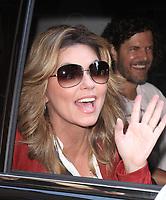 Shania Twain Seen leaving Access Hollywood