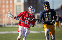 20180303 Men Lacrosse vs WVU