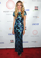 NEW YORK CITY, NY, USA - JUNE 24: Alice Thompson at the 2nd Annual Discover Many Hopes Gala held at Canoe Studios on June 24, 2014 in New York City, New York, United States. (Photo by Celebrity Monitor)