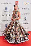Michelle Jenner attends to XXV Forque Awards at Palacio Municipal de Congresos in Madrid, Spain. January 11, 2020. (ALTERPHOTOS/A. Perez Meca)
