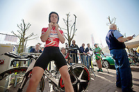 3 Days of De Panne.stage 3b: closing TT..Tosh Van der Sande..