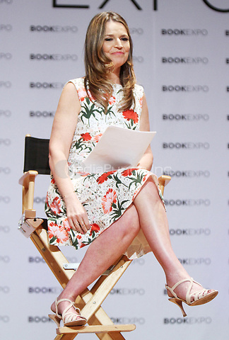 NEW YORK, NY - JUNE 02:  Savannah Guthrie at  BookExpo 2017 Children's Book & Author Breakfast  at the Jacob K. Javits Convention Center in New York City on June 2, 2017. Credit: RW/MediaPunch