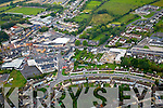 Aerial Photos of Newcastlewest, County Limerick.   Copyright Kerry's Eye 2008