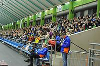 SCHAATSEN: HEERENVEEN: IJsstadion Thialf, 28-12-2014, NK Allround, Publiek, ©foto Martin de Jong