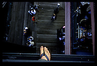 On the East River, New York...New York City, New York.  Street Photography from Manhattan and Brooklyn.  Subway, Union Square, Metro Stations, New York City Skyline, Michael Rubenstein, Matt Nager, Jacob Pritchard.