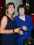 Caroline and Nuala Caffrey pictured at the Ardee Traders awards night in Darver Castle. Photo:Colin Bell/pressphotos.ie