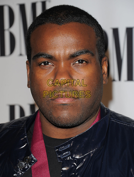 RODNEY JERKINS .at The 2011 BMI Pop Music Awards held at The Beverly Wilshire Hotel in Beverly Hills, California, USA, May 17th 2011..portrait headshot  black  shiny pvc navy blue jacket  .CAP/RKE/DVS.©DVS/RockinExposures/Capital Pictures.