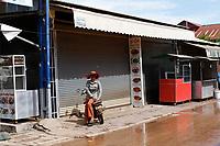 Street photo, Siem Reap, Cambodia<br /> <br /> PHOTO :  Agence Quebec Presse<br /> <br /> <br /> <br /> <br /> <br /> PHOTO : Agence Quebec Presse