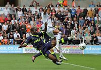 2011 08 20 Premiership, Swansea City v Wigan, Liberty Stadium, Swansea South Wales, UK.