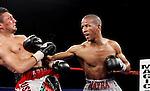 Rance Barthelemy Gano por desicion dividida una eliminatoria de la FIB asi quedando numero 2 en en ranking para su pelea de titulo mundial