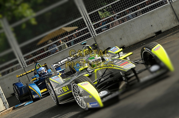 LONDON , ENGLAND - 28 JUNE ; The London Formula e Prix at Battersea Park, London, England, 28th June 2015<br /> CAP/DYL<br /> &copy;Dylan/Capital Pictures