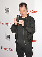 Kevin Eldon at the &quot;Funny Cow&quot; 61st BFI LFF Laugh screening, Vue West End, Leicester Square, London, England, UK, on Monday 09 October 2017.<br /> CAP/CAN<br /> &copy;CAN/Capital Pictures