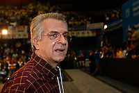 SAO PAULO, SP, 24 JUNHO 2012 - CONVENÇAO PSDB  Andrea Matarazzo durante convenção do PSDB para lancamento da candidatura do tucano José Serra no Ginásio Mauro Pinheiro (Ibirapuera) nesse domingo, 24. FOTO: VANESSA CARVALHO - BRAZIL PHOTO PRESS.
