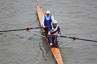 Crew: 435  Newark / Hollingworth Lake  Newark Rowing Club  Op MasF/G 2-<br /> <br /> Pairs Head 2018<br /> <br /> To purchase this photo, or to see pricing information for Prints and Downloads, click the blue 'Add to Cart' button at the top-right of the page.