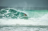 COOLANGATTA, Queensland/AUS (Sunday, March 19, 2017) Lakey Peterson (USA) - The Quiksilver and Roxy Pro Gold Coast was called ON today in three - to - four foot (1 m) surf at Snapper Rocks. The event got underway at 7:05 a.m. with the Men's Quarterfinals followed by the Women's Quarterfinals and ran through to the finals with Owen Wright (AUS) posting a victory with his first event back from injury and Stephanie Gilmore (AUS) adding another Roxy Pro title to her name. Wright defeated defending event champion Matt Wilkinson(AUS) in an all goofy-foot final while Lakey Peterson (USA) was runner up to Gilmore.   Photo: joliphotos.com