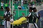 Deportivo Cali venció 3-0 a La Equidad. Fecha 9 Liga Águila II-2018.