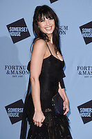 Daisy Lowe<br /> at the launch of the Skate at Somerset House ice rink, London.<br /> <br /> ©Ash Knotek  D3199  16/11/2016