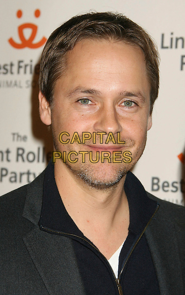 CHAD LOWE.14th Annual Lint Roller Party presented by The Best Friends Animal Society held on The Jim Henson Company Lot, Las Vegas, Nevada, USA..November 10th, 2007.headshot portrait stubble facial hair .CAP/ADM/RE.©Russ Elliot/AdMedia/Capital Pictures.
