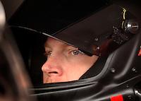 Apr 20, 2007; Avondale, AZ, USA; Nascar Nextel Cup Series driver Dale Earnhardt Jr (8) during practice for the Subway Fresh Fit 500 at Phoenix International Raceway. Mandatory Credit: Mark J. Rebilas